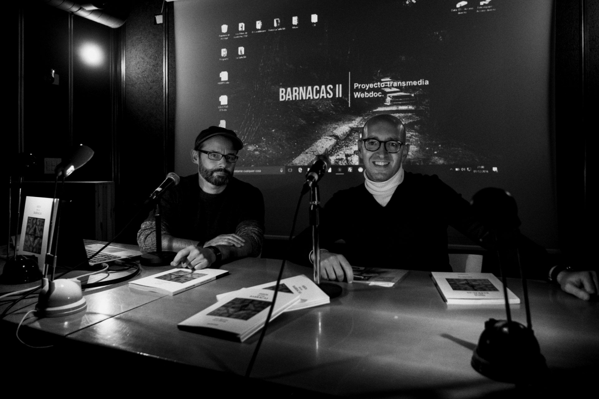 Charlas Barnacas - Fòrum Can Basté