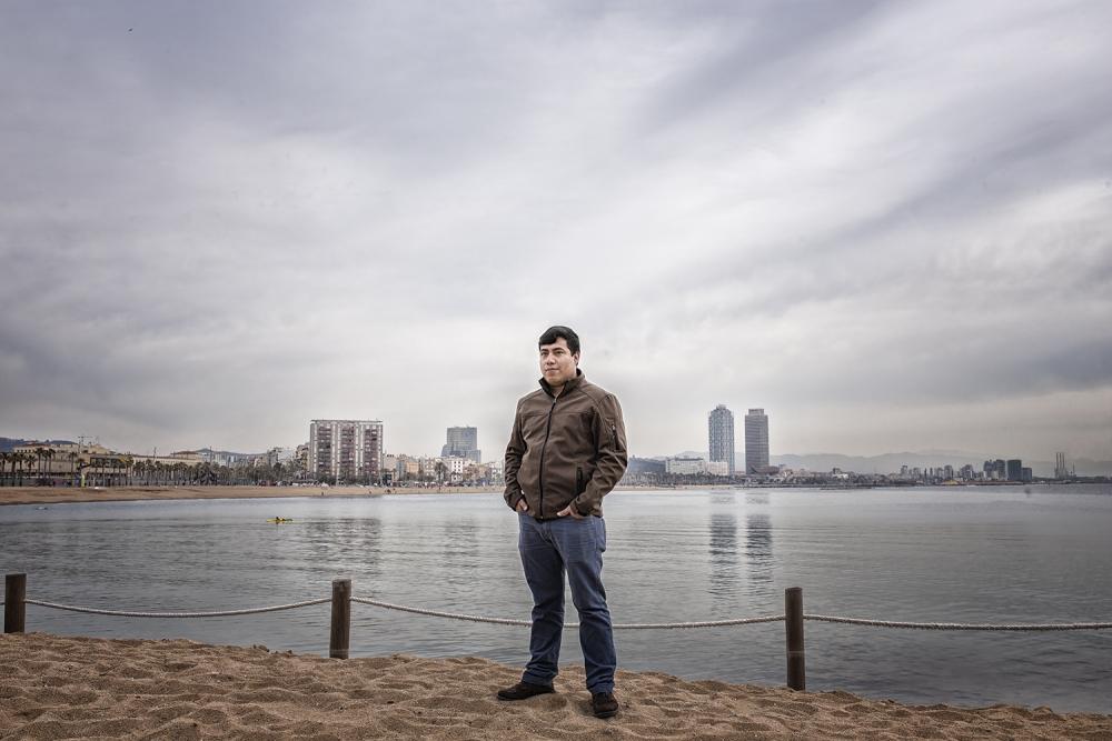 Invisibles proyecto refugiados
