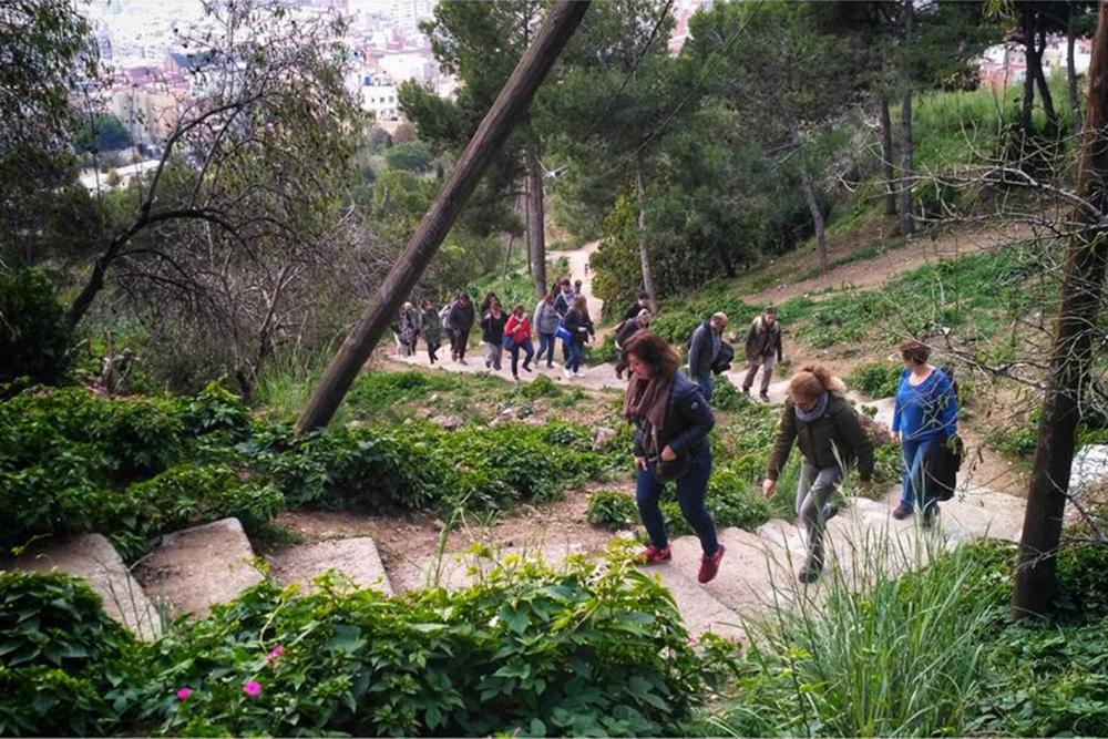 MUHBA Barnacas rutas guiadas Barcelona