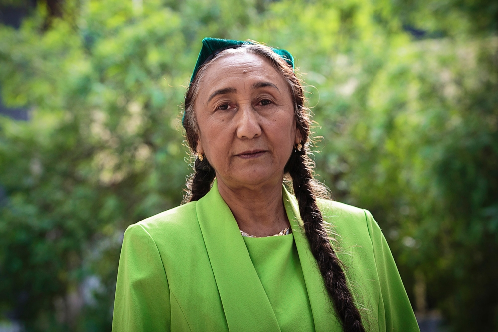 Rebiya Kadeer Uyghur